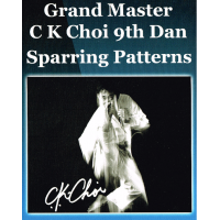 CK Choi Sparring Patterns DVD