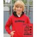 Axe Kick Varsity hoodie