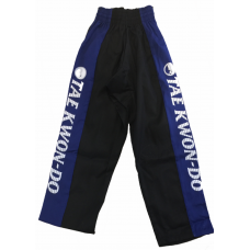 Training Bottom black/blue