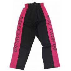 Training Bottom black pink